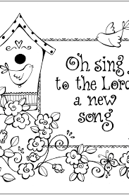 Inspirational Bible Coloring Pages For Kids With Verses 12 In Site