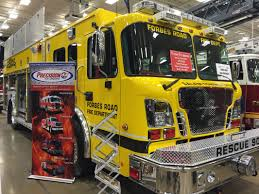 100 Barney Fire Truck News Forbes Road Volunteer Department Station 90