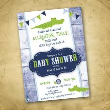 Amazoncom Little Man Baby Shower Blank Invites 50 Pack Fill In