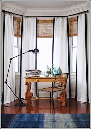White Kitchen Curtains With Black Trim by White Kitchen Curtains With Black Trim Curtains Home Design