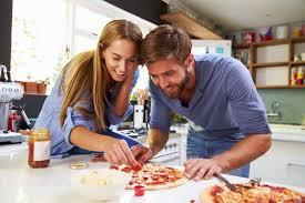 couples amour cuisine la vie de ferait prendre du poids top santé