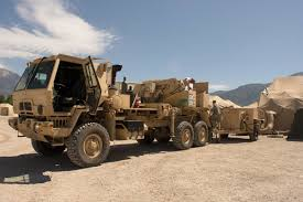 100 Army 5 Ton Truck Oshkosh Lands S Nextgen Medium Tactical Vehicles Contract
