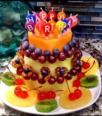 Modest Design Healthy Birthday Cake Pretty Ideas Replace The Regular With This Option A