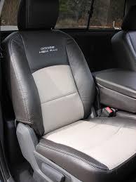 100 Dodge Truck Seat Covers Ram Custom Automotive Leather Interior Hemi Logo S