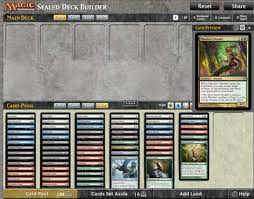 sealed deck builder 11 28 2013 magic the gathering