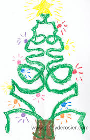 Mythbusters Christmas Tree by Cindy Derosier My Creative Life Project Penguin 1 Christmas