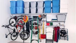 Monkey Bars is the best garage organizing system