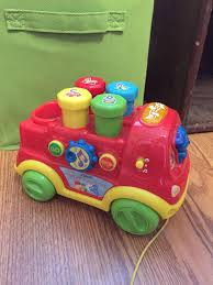 100 Vtech Hammer Fun Learning Truck Find More Music For Sale At Up To 90 Off