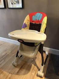 Fisher-Price High Chair - GUC Fisherprice Playtime Bouncer Luv U Zoo Fisher Price Ez Clean High Chair Amazoncom Ez Circles Zoo Cradle Swing Walmart Images Zen Amazonca Baby Activity Flamingo Discontinued By Manufacturer View Mirror On Popscreen N Swings Jumperoo Replacement Pad For Deluxe Spacesaver Fpc44 Ele Toys Llc