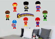 children s batman wall decals and stickers ebay