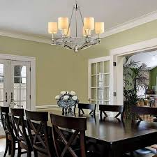 chandelier modern dining room lighting with stylish chandelier