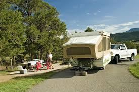 RV Park In Colorados Ridgway State CO