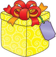 free present clipart