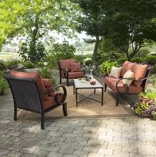 Allen And Roth Deep Seat Patio Cushions by Patio Allen And Roth Chairs Allen And Roth Gatewood Allen
