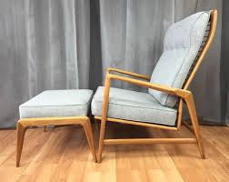 Kofod Larsen Selig Lounge Chair by Ib Kofod Larsen Reclining Lounge Chair And Ottoman For Selig