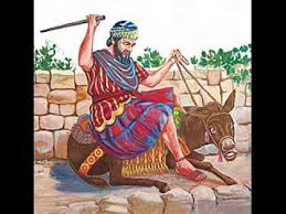 Is The Bible For Children Balaam Beats His Ass Animal Creultry Part Of Numbers 22