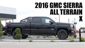 100 Chevy Truck Roll Bar 2016 GMC Sierra All Terrain X The Sport Is BACK YouTube