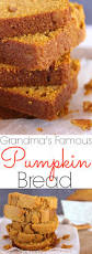 Libby Pumpkin Bread Recipe With Kit by Grandma U0027s Pumpkin Bread Grounded U0026 Surrounded