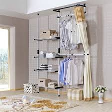 Ikea Curtain Wire Room Divider by Best 25 Ikea Closet System Ideas On Pinterest Wardrobe Systems