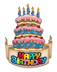 Happy birthday cake clip art four ClipartBarn birthday cake clipart png