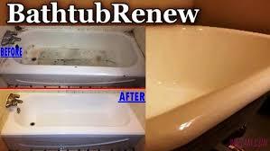 bathtub refinishing kit rustoleum tub and tile refinishing kit