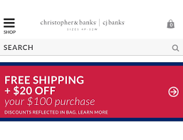 Christopher And Banks Coupon - Genesis Discount Bluestone Discount Coupons Crazy 8 Printable September 2018 Cj Banks Coupons Coupon Promo Code Facebook Coupon Code Maya Restaurant Christopher Banks Plus Sizes Macys 1 Day Sale And Codes Bank Codes How Is Salt Water Taffy Made Whirlpool Extended Service Plan Promo Supp Store Wwwcarrentalscom Cash Back Shopping Earn Free Gift Cards Mypoints Samsung 860 Evo Series 25 250gb Sata Iii Vnand 3bit Mlc Internal Solid State Drive Ssd Mz76e250bam Neweggcom Sprintec Express 50 Off 150 20 Off Creepy Co Wethriftcom