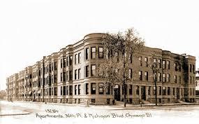 100 Coronet Apartments Milwaukee CHUCKMANS COLLECTION CHICAGO POSTCARDS VOLUME 02