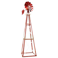 Windmills - Watering & Irrigation - The Home Depot Backyards Cozy Backyard Windmill Decorative Windmills For Sale Garden Australia Kits Your Love This 9 Charredwood Statue By Leigh Country On 25 Unique Windmill Ideas Pinterest Small Garden From Northern Tool Equipment 34 Best Images Bronze Powder Coated Windmillbyw0057 The Home Depot Pin Susan Shaw My Favorites Lower Tower And Towers Need A Maybe If Youre Building Your Own Minigolf Modern 8 Ft Free Shipping Windmillsnet