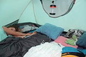 der richtige kinderschlafsack für den cingurlaub