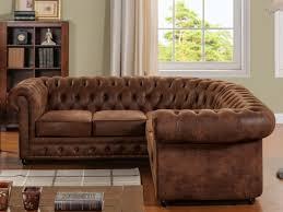 canapé cuir vieilli canape en cuir vieilli maison design wiblia com