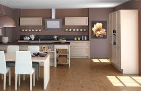 mod鑞es cuisines schmidt cuisines amenagees modeles cuisine en image