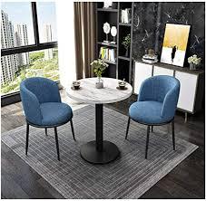 moderner minimalistischer tisch und stuhl kleiner tisch