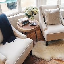 Major Snaps To For Mastering The Difficult Art Of Decorating Area In Front A Bay Window With Two Beautiful Swoop Arm Chairs Found
