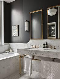 how to get a modern classic bathroom inspiration design