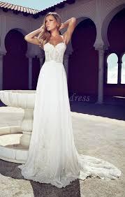 Simple Wedding Dresses Cheap Spring Wedding Dress ornaments In