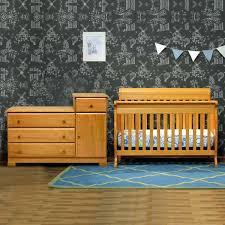 Davinci Kalani Combo Dresser Hutch by Dressers Convertible Crib Nursery Sets Convertible Crib Bedroom