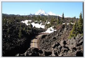 McKenzie Pass – Proxy Falls Deschutes NF Oregon