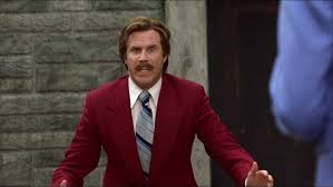 Anchorman I Love Lamp Scene by Ron Burgundy U0027s 15 Funniest Quotes Babbletop