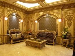 Living Room Design Classic Luxury With A French Style Furniture
