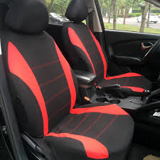 TIROL P3T21620 Universal Car Seat Cover 9 Pieces/Set Black/Red ... Seat Covers Topperking Providing All Of Tampa Bay Isuzu F Series Single Cab Trucks 2016 Black Duck Seat Covers Car For Built In Ingrated Belt For Suv Fia Wrangler Universal Fit Cover Saddle Blanket Wine Coverking Leatherette Custom High Back Truck Seatbelt Pickups Suvs American Made Heavy Duty Covercraft Original Seatsaver Amazoncom Oxgord Mesh Suv Or Van Beautiful Chevrolet 7th And Pattison Daf Lf Truck Seat Covers Direct Tailored To Your