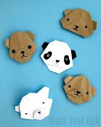 We Love Paper Crafts For Kids And These Oh So Cute Bears Are Quick Easy To Learn How Make Then Decorate Them As Polar