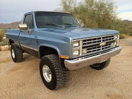 100 Used Chevy 4x4 Trucks For Sale Sell Used 1983 Chevrolet K10 Silverado Short Bed