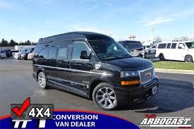 New 2017 GMC Conversion Van Explorer Limited SE 4x4