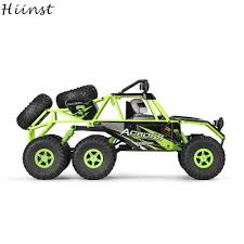 100 Best Rc Monster Truck HIINST Seller Drop Ship 2GHZ 6WD Radio Remote Control Off