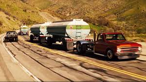 100 Fast And Furious Trucks FAST And FURIOUS 4 Beginning Gas Scene Grand National GNX Vs Gas