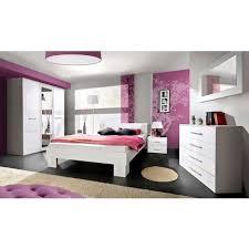 ensemble chambre complete adulte ensemble complet 6 pièces pour chambre adulte avec lit 160x200 cm