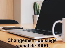 transfert de si鑒e social sarl annonce l馮ale changement si鑒e social 73 images annonce l馮