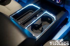 100 Truck Cup Holder 2015 2019 F150 Interior Ring Light S F150LEDscom