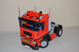 NEW LEGO TECHNIC RED 8258 V8 CUSTOM SEMI TRUCK 8285/8436/9395/9397 ... Lego Semi Truck Chrome 8285 Big Rig 18 Wheeler Mack Peterbuilt 1 X Brick Orange Duplo Semitractor Cab With Gray Base Zombie Slayer By Darkknight1986 On Deviantart And Trailer Lego Rc And Gooseneck Youtube Ideas Product Ideas Red The Worlds Most Recently Posted Photos Of Lego Semi Flickr Technic 2in1 Hicsumption I Uploaded These Pictures My