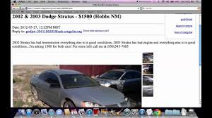 100 Orange County Cars And Trucks Craigslist Carlsbad NM Used And Under 2500 Easy To